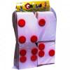 Alfabeto Colado Braille Eva - 63 Ca