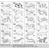 Carimbo Alfabeto Ilustrado - 075