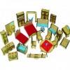 Mobiliario em Mdf - Composto Por 25 Peças - 1229 Ca