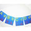 Alfabeto Varal de Letras Sala de Aula - 367 Ca