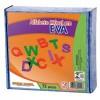 Alfabeto Movel 5 Cm. 72 Pçs. Eva - 150[1207]