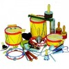 Bandinha Rítmica com 36 Pçs. Instrumento Musicais - 035bs