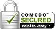 Certificado SSL COMODO CA Limited, reconhecida internacionalmente pela segurança na transferência de informações criptografadas